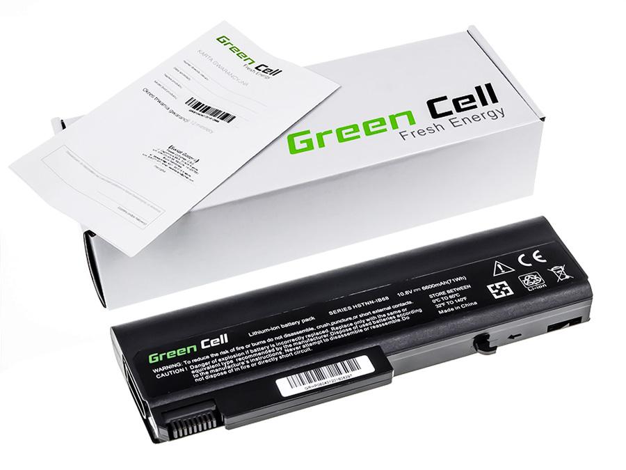 Green Cell Notebook Battery for HP Compaq 6735b Laptop (6600mAh) - <span itemprop=availableAtOrFrom>Kraków, Polska</span> - Zwroty są przyjmowane - Kraków, Polska