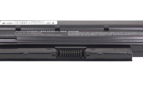 Green Cell ® Laptop Akku PA3821U-1BRS PA3820U-1BRS für Toshiba DynaBook N200 N510 Mini NB500 NB505 NB520 NB550