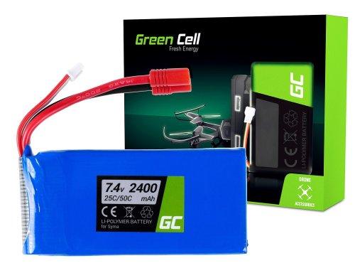 Baterie Green Cell ® pro Sym X8C X8G X8HC X8HG X8HW X8W 7,4V 2400 mAh