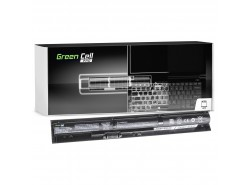 Green Cell PRO Laptop Akku VI04 VI04XL 756743-001 756745-001 für HP ProBook 440 G2 445 G2 450 G2 455 G2 Envy 14 15 17 14.8V