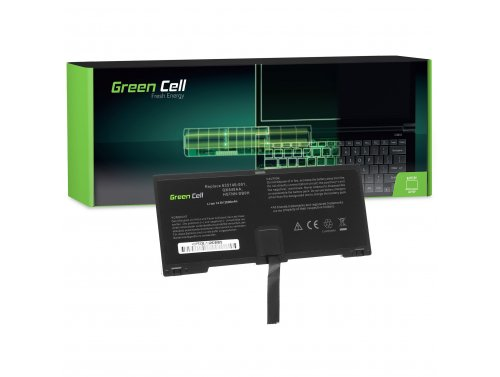 Green Cell Laptop Akku FN04 HSTNN-DB0H für HP ProBook 5330m