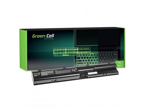 Green Cell Laptop Akku PR06 für HP ProBook 4330s 4331s 4430 4430s 4431s 4435s 4446s 4530 4530s 4535 4535s 4540 4540s 4545 4545s
