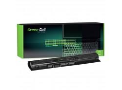 Green Cell ® Laptop Akku VI04 HSTNN-LB6J für HP Pavilion 14 15 17 und HP Envy 14 15 17 14.8V