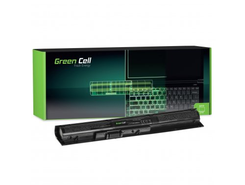Green Cell Laptop Akku VI04 VI04XL 756743-001 756745-001 für HP ProBook 440 G2 445 G2 450 G2 455 G2 Envy 15 17 Pavilion 15 14.8V