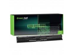 Baterie notebooku pro Green Cell telefony KI04 pro HP Pavilion 15-AB 15-AB061NW 15-AB230NW 15-AB250NW 15-AB278NW 17-G 17-G131NW