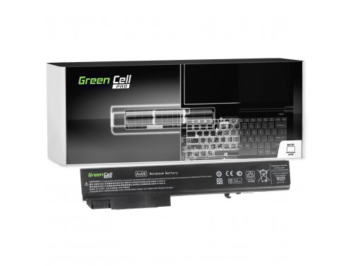 Green Cell PRO Laptop Akku HSTNN-OB60 HSTNN-LB60 für HP EliteBook 8500 8530p 8530w 8540p 8540w 8700 8730w 8740w