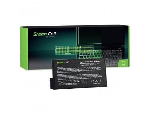 Green Cell ® Laptop Akku HSTNN-IB01 192835-001 für Compaq EVO N800 N1000 Presario 900 1500 1700 17xl 2800