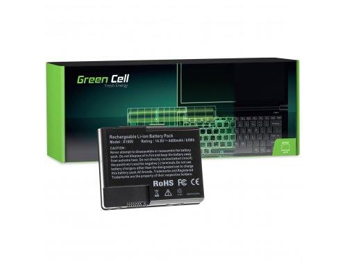 Green Cell ® Laptop Akku für HP Compaq NX7000 NX7010, Compaq Presario X1000 X1300 X1400, HP Pavilion ZT3000