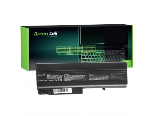 Green Cell ® Laptop Akku HSTNN-DB28 für HP Compaq 6100 6200 6300 6900 6910