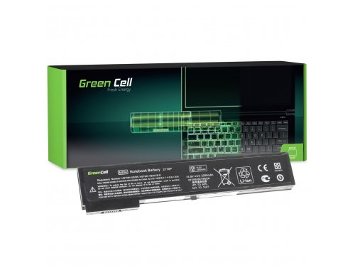 Green Cell Laptop Akku MI06 HSTNN-UB3W für HP EliteBook 2170p