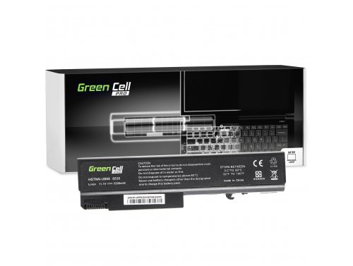 Green Cell ® Laptop Akku TD06 TD09 für HP EliteBook 6930 ProBook 6400 6530 6730 6930 Compaq 6730
