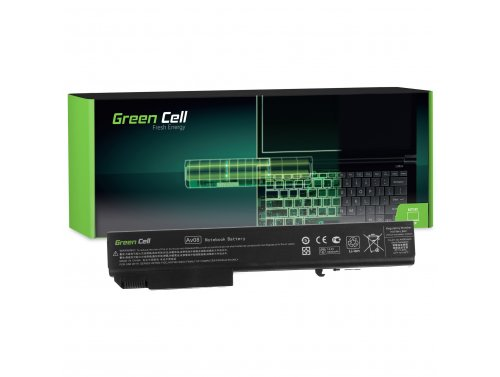 Green Cell Laptop Akku HSTNN-OB60 HSTNN-LB60 für HP EliteBook 8500 8530p 8530w 8540p 8540w 8700 8730w 8740w