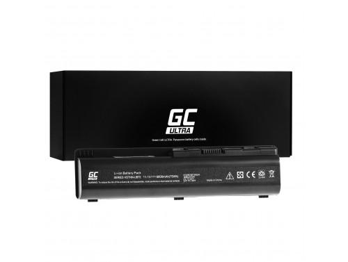 Green Cell ® Laptop Akku Green Cell ULTRA HSTNN-LB72 HSTNN-IB72 für HP G50 G60 G61 G70 Compaq Presario CQ60 CQ61 CQ70 CQ71 6800m