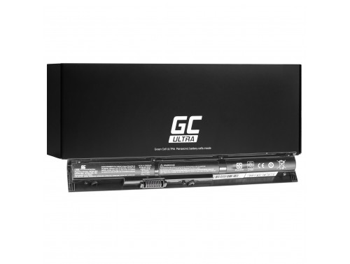 Green Cell ULTRA Akku VI04  für HP ProBook 440 445 450 455 G2, HP Pavilion 14-V 15-P 17-F, HP Envy 15-K 17-K