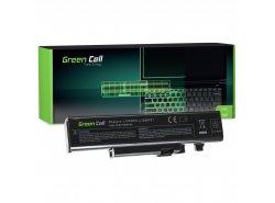 Green Cell Laptop Akku L10S6F01 für Lenovo IdeaPad Y470 Y570 Y570A Y570N