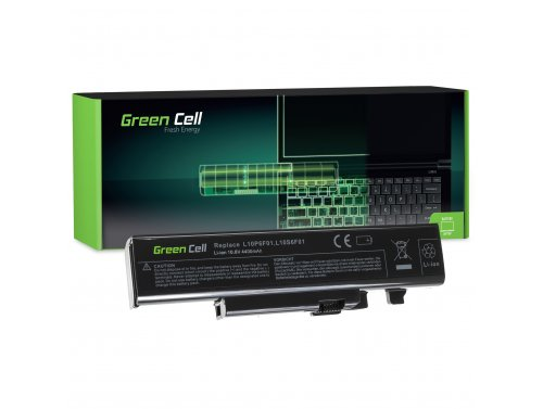 Green Cell ® Laptop Akku L10S6F01 für IBM Lenovo IdeaPad Y470 Y570 Y570A Y570N