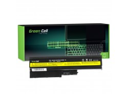 Green Cell ® Laptop Akku 42T4504 42T4513 für IBM Lenovo ThinkPad T60 T61 R60 R61