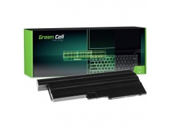 Green Cell Laptop Akku 42T4504 42T4513 92P1138 92P1139 für Lenovo ThinkPad R60 R60e R61 R61e R61i R500 SL500 T60 T61 T500 W500