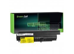 Green Cell Laptop ® Baterie 42T5225 pro IBM Lenovo ThinkPad T61 R61 T400 R400