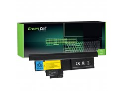 Green Cell ® Laptop Akku 42T4657 für IBM Lenovo ThinkPad Tablet X200 X201