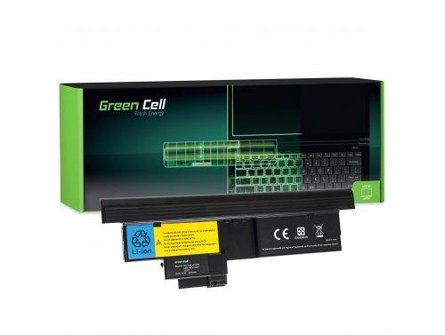 Green Cell Laptop Akku 42T4657 43R9257 für Lenovo ThinkPad Tablet X200 X200t X201 X201t