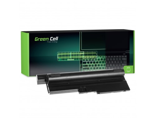 Green Cell Laptop Akku 92P1138 92P1139 42T4504 für Lenovo ThinkPad R60 R60e R61 R61e R61i R500 SL500 T60 T61 T61p T500 W500