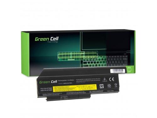 Green Cell Laptop Akku 42T4861 42T4940 für Lenovo ThinkPad X220 X220i X220s 6600mAh