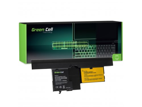 Green Cell ® Laptop Akku 93P5031 für IBM Lenovo ThinkPad Tablet PC X60 X61
