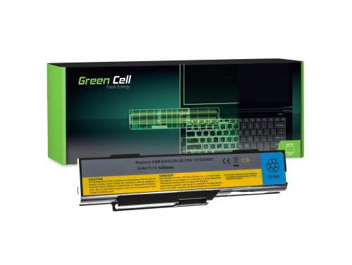 Green Cell ® 121SS080C baterie notebooku BAHL00L6S pro IBM Lenovo G400 G410