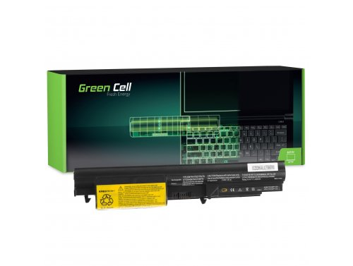 Green Cell ® Laptop Akku 42T5225 für IBM Lenovo ThinkPad T61 R61 T400 R400