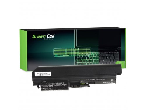 Green Cell Laptop Akku 40Y6793 92P1122 92P1126 für Lenovo ThinkPad Z60t Z61t