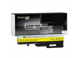 Green Cell ® Laptop Akku L09L6Y02 für IBM Lenovo B570 G560 G570 G575 G770 G780 IdeaPad Z560 Z565 Z570 Z585