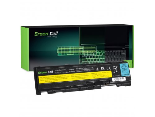 Green Cell ® Laptop Akku 42T4832 für IBM Lenovo ThinkPad T410s T410si