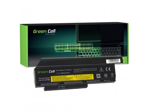 Green Cell ® Laptop Akku 42T4861 42T4862 für Lenovo ThinkPad X230 X230i X220 X220i X220s