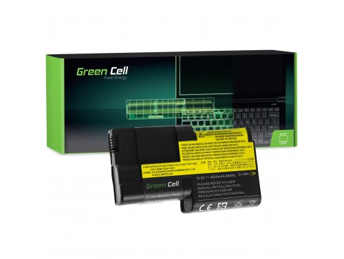 Green Cell ® Laptop Akku 02K6626 02K6620 für IBM Lenovo ThinkPad T20 T21 T22 T23