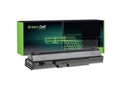 Green Cell ® Laptop Akku L08L6D13 L08S6D13 für IBM Lenovo IdeaPad Y450 Y450A Y550 Y550A Y550P