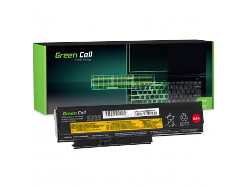 Green Cell ® Laptop Akku 42T4861 für IBM Lenovo ThinkPad X220 X230