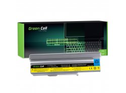 Baterie notebooku Green Cell Cell® 42T5212 pro IBM Lenovo 3000 N100 N200 C200
