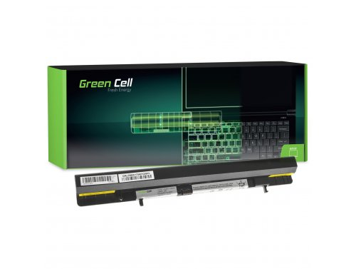 Green Cell ® Laptop Akku L12S4A01 für Lenovo IdeaPad S500 Flex 14 14D 15 15D