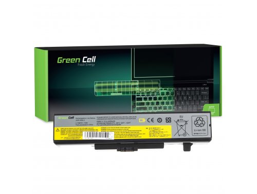 Green Cell Laptop Akku L11S6Y01 L11L6Y01 L11M6Y01 für Lenovo G480 G500 G505 G510 G580A G700 G710 G580 G585 IdeaPad Z480