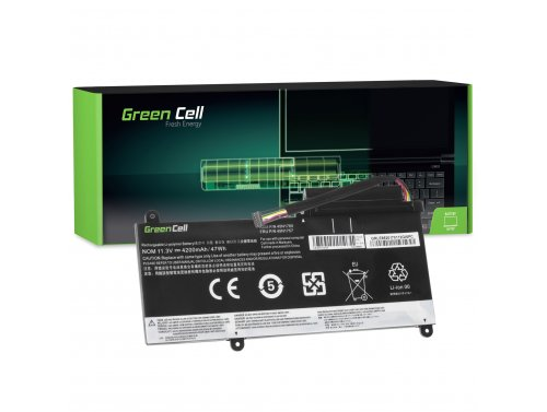 Green Cell Laptop Akku 45N1756 45N1757 für Lenovo ThinkPad E450 E450c E455 E460 E465