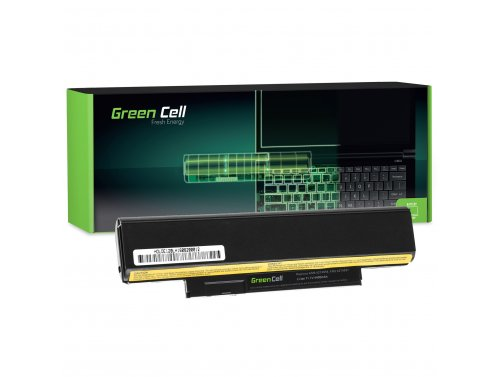 Green Cell Laptop Akku 45N1058 45N1059 für Lenovo ThinkPad X121e X130e X131e X140e ThinkPad Edge E120 E125 E130 E135 E320