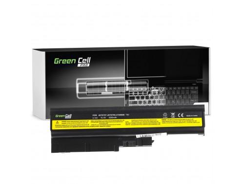 Green Cell PRO Laptop Akku 42T4504 42T4513 92P1138 92P1139 für Lenovo ThinkPad R60 R60e R61 R61e R61i R500 SL500 T60 T61 T500