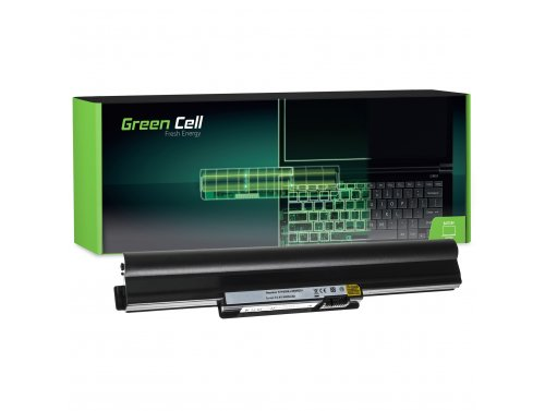 Green Cell Laptop Akku L09S6D21 für Lenovo IdeaPad U450 U450p U550