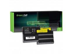 Green Cell ® Laptop Akku 02K7072 02K7034 für IBM Lenovo ThinkPad T30