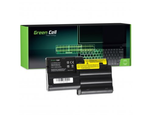 Green Cell ® Laptop Akku 02K7072 02K7034 für IBM Lenovo ThinkPad T30
