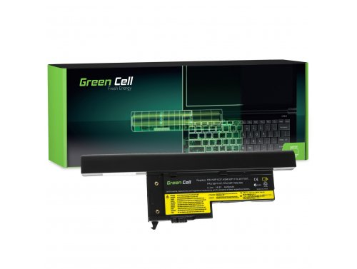 Green Cell ® Laptop Akku 92P1173 92P1174 für IBM Lenovo ThinkPad X60 X60s X61