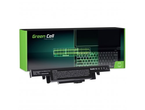 Green Cell ® Laptop Akku für Lenovo IdeaPad Y400 Y410 Y490 Y500 Y510 Y590