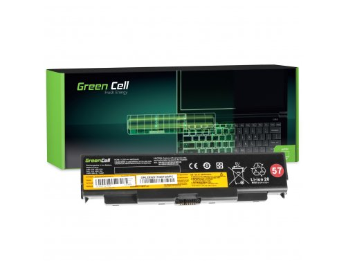 Green Cell ® Laptop Akku 45N1158 für Lenovo ThinkPad T440P T540P W540 W541 L440 L540