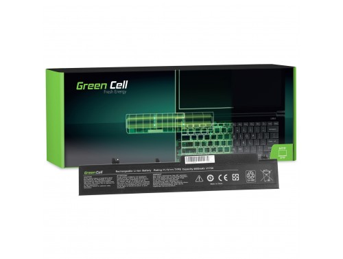 Green Cell ® Laptop Akku T117C T118C für DELL Vostro 1710 1720 PP36X